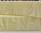 Lemon Essential Oil Handmade Cocoa Butter Soap
