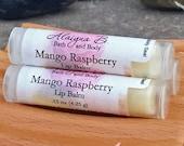 Mango Raspberry Extra Moisturizing Lip Balm