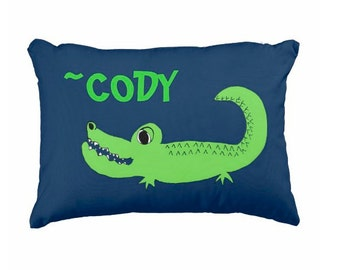 You design personalized toddler pillow kids toss pillow toddler bedding your theme