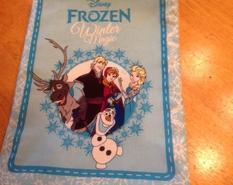 Frozen Cloth Book