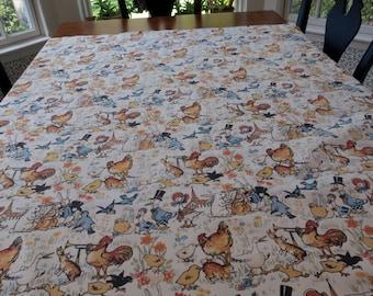 Great Old Macdonalds Farm Fabric - 2 Yards - Cotton