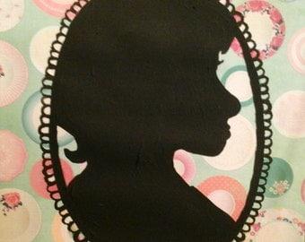 Mrs. Annette shadow profile
