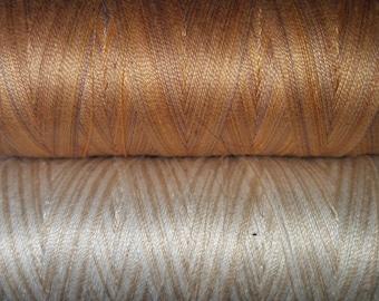 Valdani VTV50 2Pack Variegated Cotton Thread 50wt 547yd spools