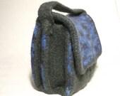 Charlie Felt Bag Knitting Pattern