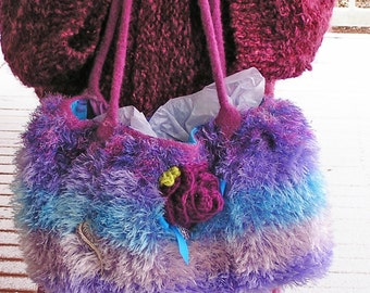 Felted Bag or Tote - Bodacious Betty