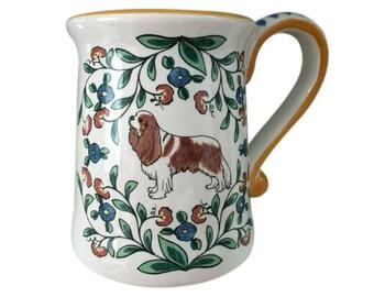 Dog Pottery Etsy