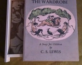 Chronicles of Narnia Box - The Lion, The Witch and the Wardrobe Book Jewelry Box - C.S. Lewis  - Book Jewelry Box -  Jewelry Box -  Book Box