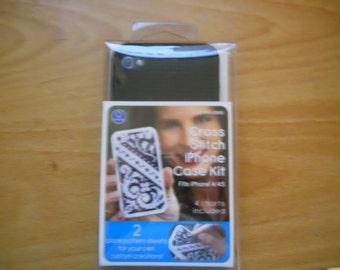 Cross Stitch iPhone 4 Case Kit