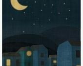 Night Time print