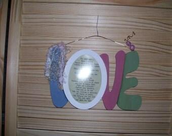 Pastel Love Letters