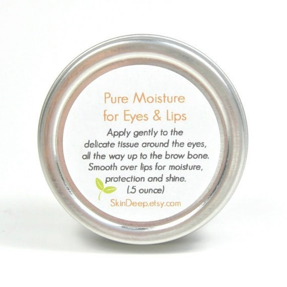 Pure Moisture for Eyes and Lips