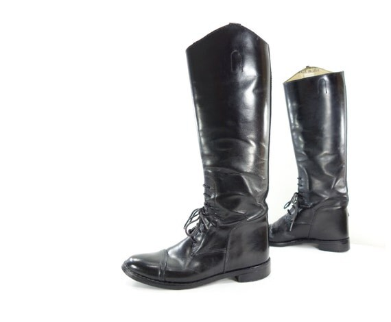 Vintage Riding Boot 96