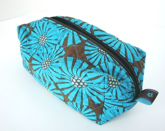 Travel Toiletry Bag - Duffle Bag - Small Duffle - Dopp Kit - Cosmetic Bag - Toiletry Bag