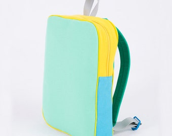 Itten - Pista Collection Original Design Cotton Backpack