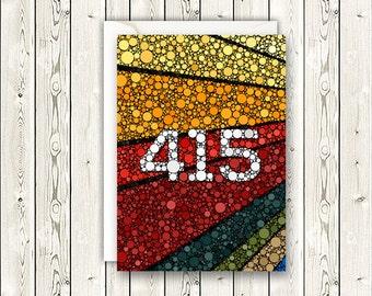 415 - Blank Card
