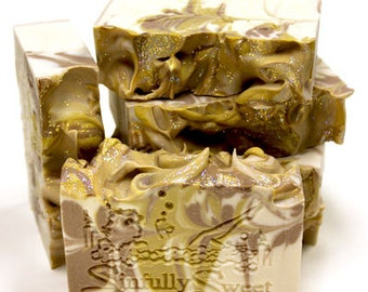 Oakmoss Handmade Soap