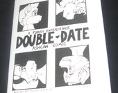 Double Date Ashcan Comic