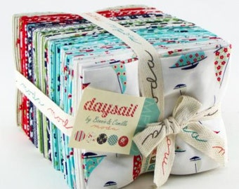 WINTER SALE - Daysail - Fat Quarter Bundle (40) - by Bonnie and Camille for Moda Fabrics
