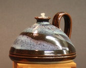 Oil Lamp with handle