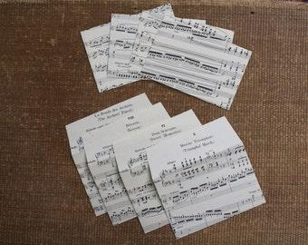 Sheet Music Envelopes - 4x6 in.