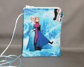 Frozen Purse - Wallet on a String - Sling Purse - Small Mini Purse