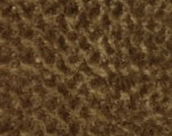 Mocha Brown Minky Swirl Cuddle Fabric by the yard