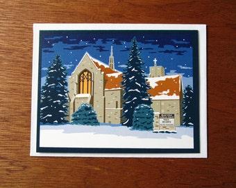 Mt. Olivet Church Christmas Card