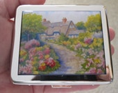 Pill Box Custom Made with Your Image Choice
