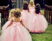 Rose Princess Tutu Dress - Reversible