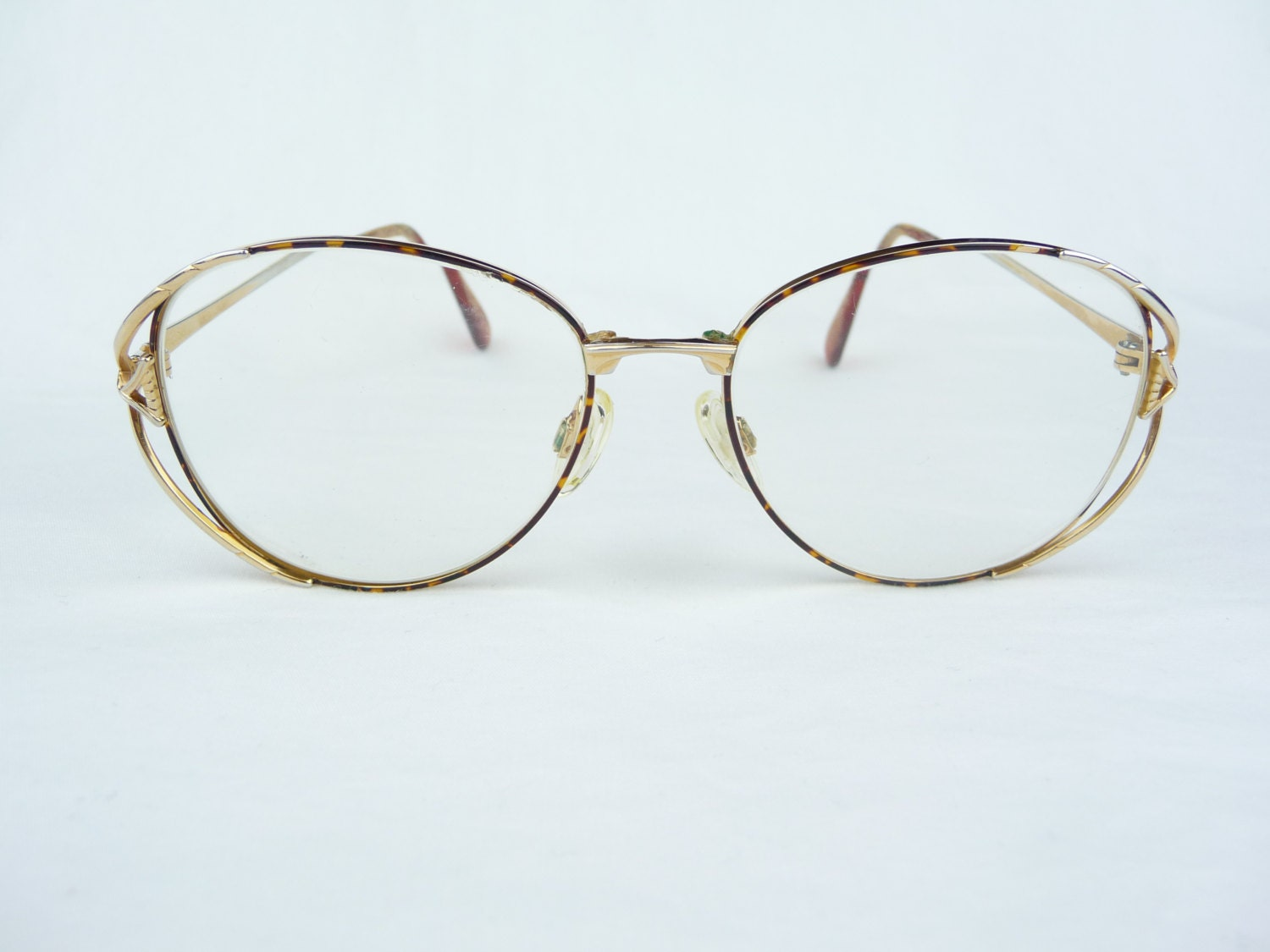 Gold Wire Glasses Frames : vintage eyeglasses vintage eyewear gold wire by ...