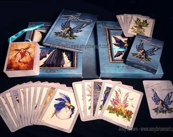 Fairy Wisdom Deck Oracle deck by Amy Brown