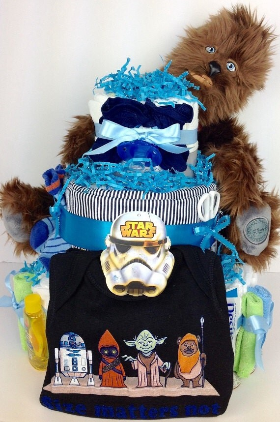 Diaper Cake Baby Star Wars Diaper Cake Baby By