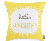 Hello Sunshine - Cushion (CUSH3)