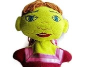 Fiona Hand Puppet of Shrek- Creative Play Toy