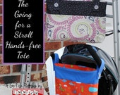 The Going for a Stroll Hands-free Tote (Instant Download) The Go Fish Series