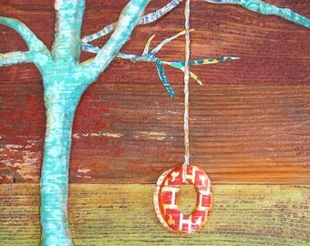 NURSERY  PRINT or CANVAS art Retro Tire Swing wall home decor baby shower children's room gift nostalgia reclaimed wood retro, All Sizes