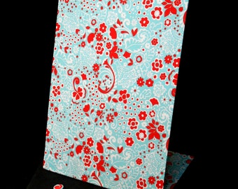 Fabric MAGNET BOARD, Wedding Event, Craft Show Display, Magnetic Board Display, Retail Store Display,  Aqua Jenn Twill Fabric