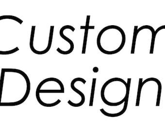 Custom Design Baby Shower Guestbook Print