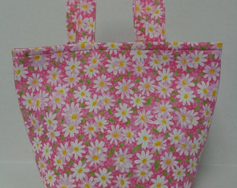 Pretty as a Daisy Mini Tote/Bag/Purse