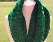 Hunter Green Cowl