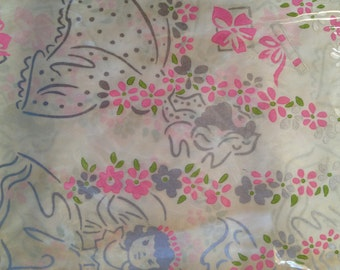 SALE-20%-Unopened package of 1950's Wedding Shower Tissue Wrap