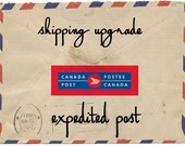 Shipping Upgrade - Canada Post Expedited Parcel Shipping