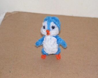 Fuzzy Figures: Baby Penguin