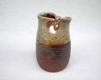 Wood-fired Sake Pitcher / Vase