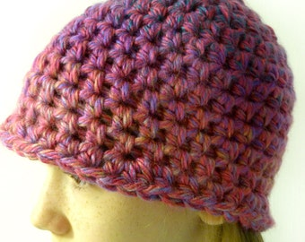 Chunky Cloche - 5 Sizes - PDF Crochet Pattern - Instant Download