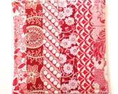 Coasters Quilted Made with  Radiant Reds  Set of 4