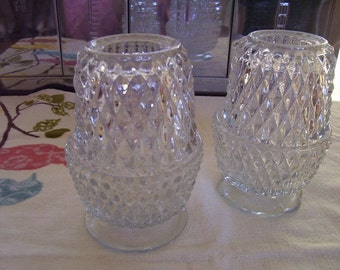 Clear Glass Fairy Lamps