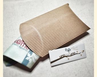 STOCK - 10 pillow cases - havana brown