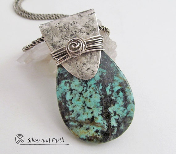 Stone amp sterling jewelry unique natural stone jewelry handmade metal