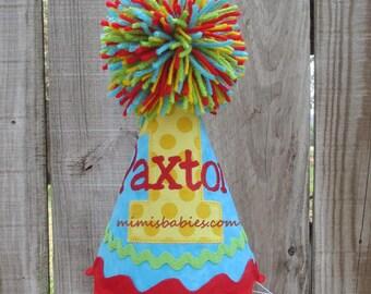 Birthday Hat Boy Birthday Hat Girl Birthday Hat